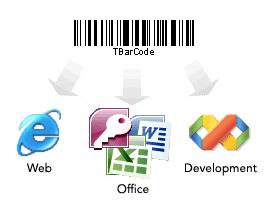 Barcode Software - Para Microsoft Windows