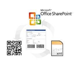 Barcode Software - InfoPath®, SharePoint®, MOSS