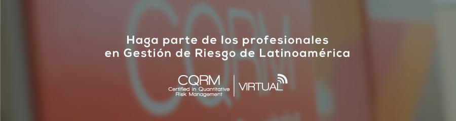 CQRM Virtual - Certified in Quantitative Risk Management Virtual