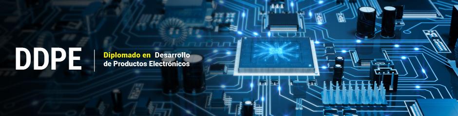 DDPE - Diplomado en Desarrollo de Productos Electrónicos
