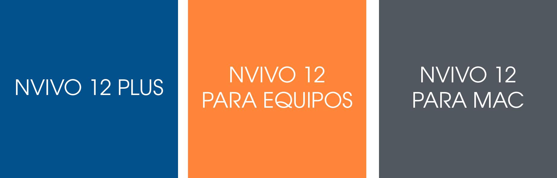 NVivo 12 - Español