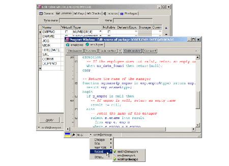 PL/SQL Developer - Múltiples conexiones simultáneas