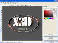 Xara 3D - Graficas en 3D creadas fácilmente