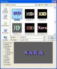 Xara 3D - Graficas de Calidad