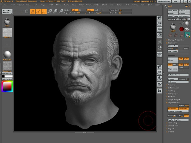 Zbrush - cree sin limites